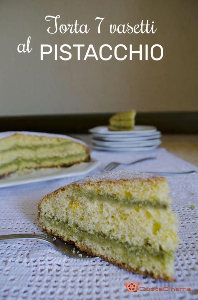 Photo of Torta sette vasetti al pistacchio | Il Gusto del Cinema