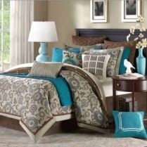 41 Essential Steps To Gray And White Bedroom With Pops Of Color Turquoise 135 - #bedroom #color #essential #steps #turquoise #white - #Genel #graybedroomwithpopofcolor 41 Essential Steps To Gray And White Bedroom With Pops Of Color Turquoise 135 - #bedroom #color #essential #steps #turquoise #white - #Genel #graybedroomwithpopofcolor