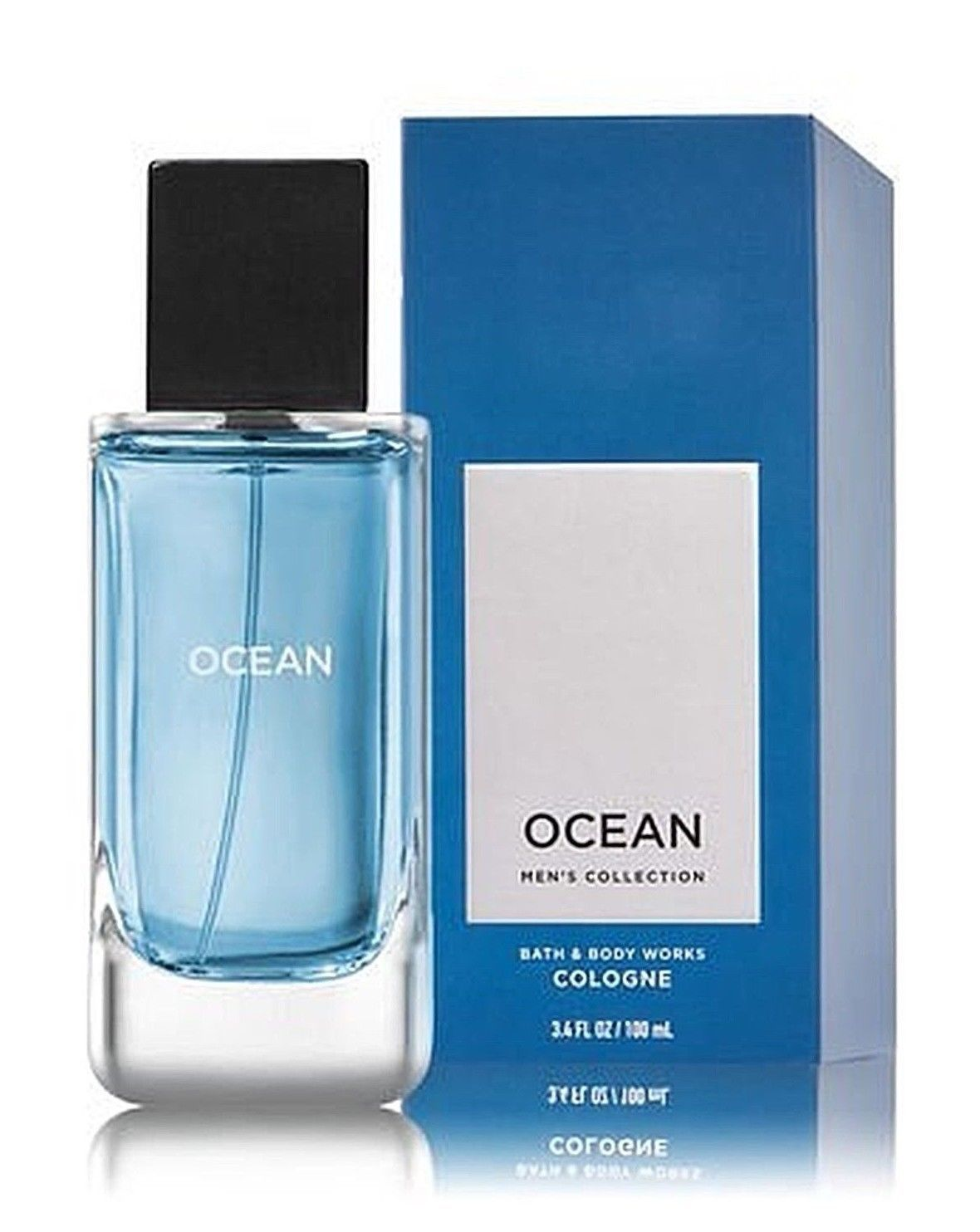Bath & Body Works Signature Collection Ocean Cologne Spray For Men ...