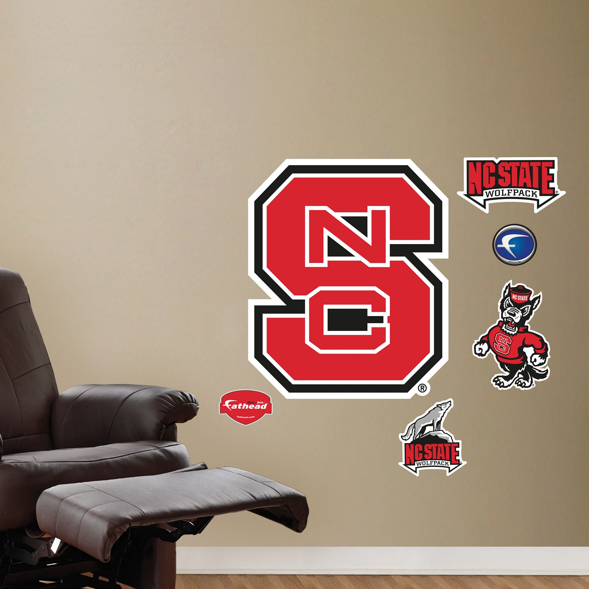 NC State Wolfpack Logo NC State Wolfpack College