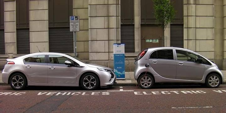 Irlande : 500 bornes de recharge installées à fin 2015