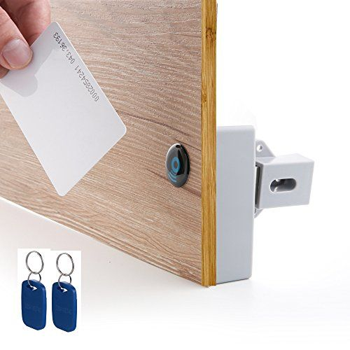BestgoBest RFID Electronic Cabinet Lock Hidden DIY For Dr..