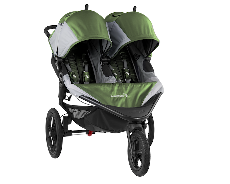 Baby Jogger Summit X3 Double Stroller in 2020 Jogging