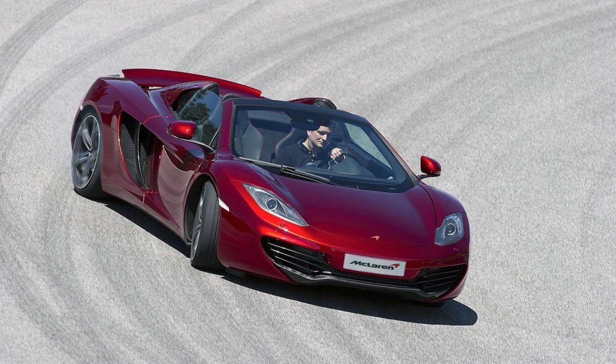 McLaren 12C Spider De 2013 By Woking (P11). 625 CV Nice Ideas