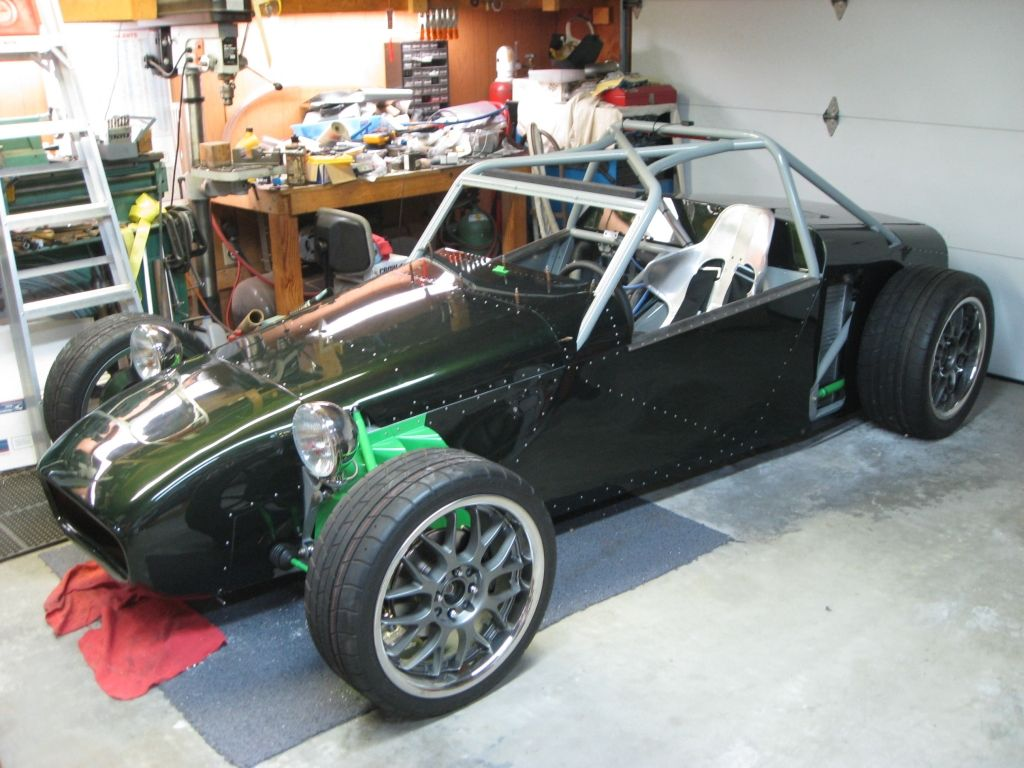 Lotus 7 kit car usa - This Is The Midlana A Much Needed Update To The Lotus 7 Concept Mid