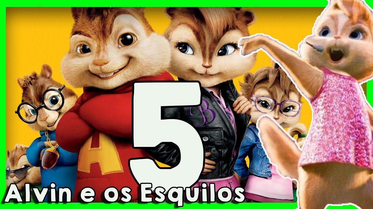 Tera Alvin E Os Esquilos 5 Trailer Vai Ter Alvin And The