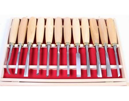 schnitzwerkzeug 12 tlg schnitzsatz schnitzmesser schnitz messer holz schnitzen holzschnitzen. Black Bedroom Furniture Sets. Home Design Ideas