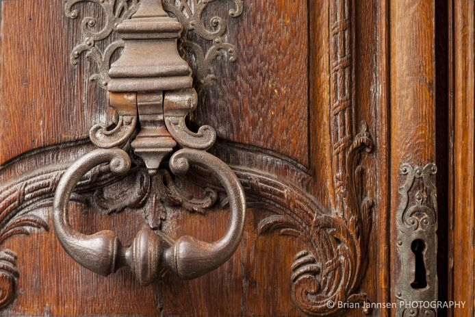 Door Knocker Hotel Carnavalet The Marais Paris France by Brian Jannsen Photography. : enchanted doors - pezcame.com
