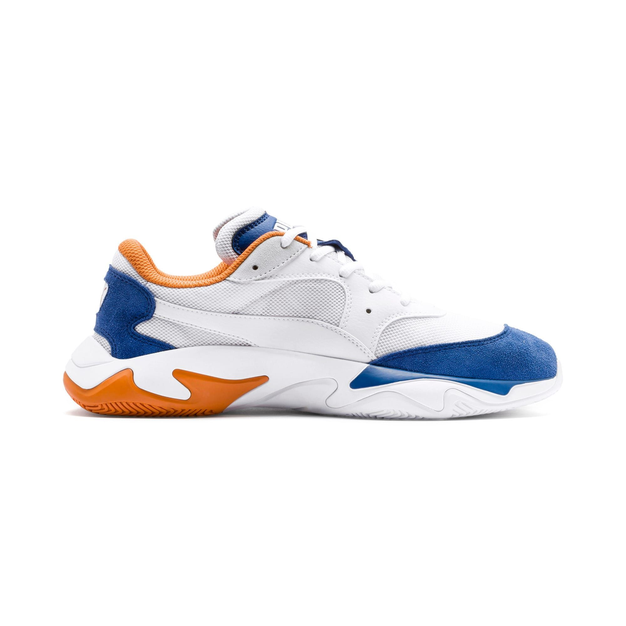 PUMA Chaussure Basket Storm Adrenaline, Bleu/Blanc, Taille ...