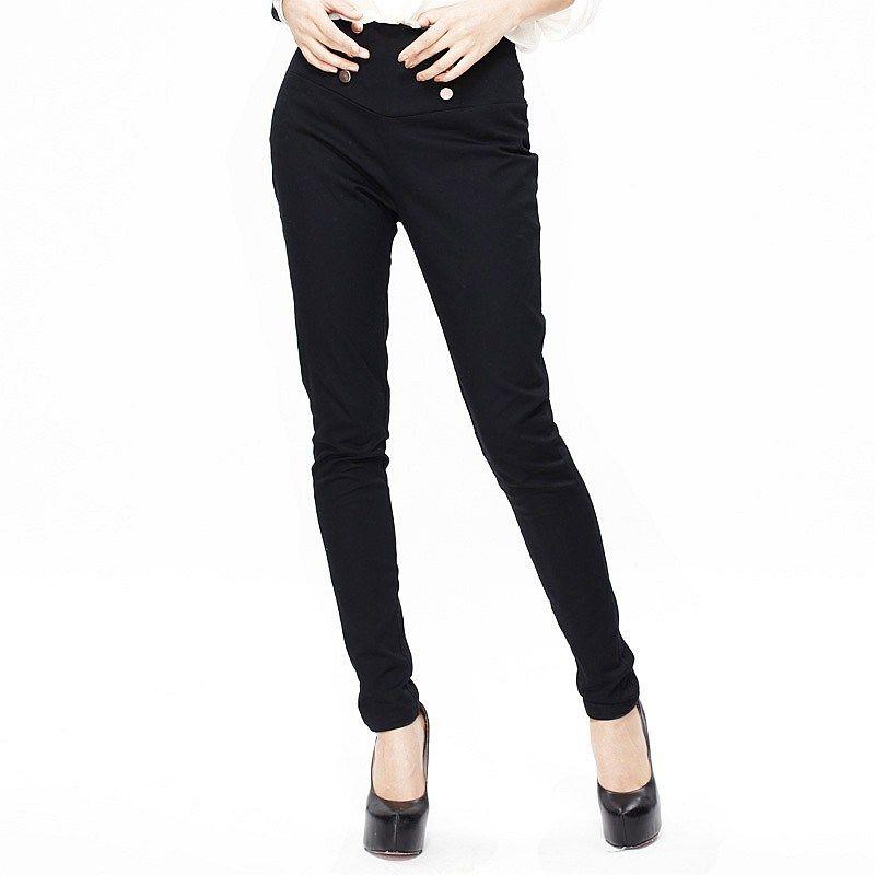 Women Black Pants | Gpant