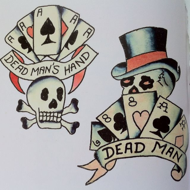 Gambling skulls flash by bert grimm