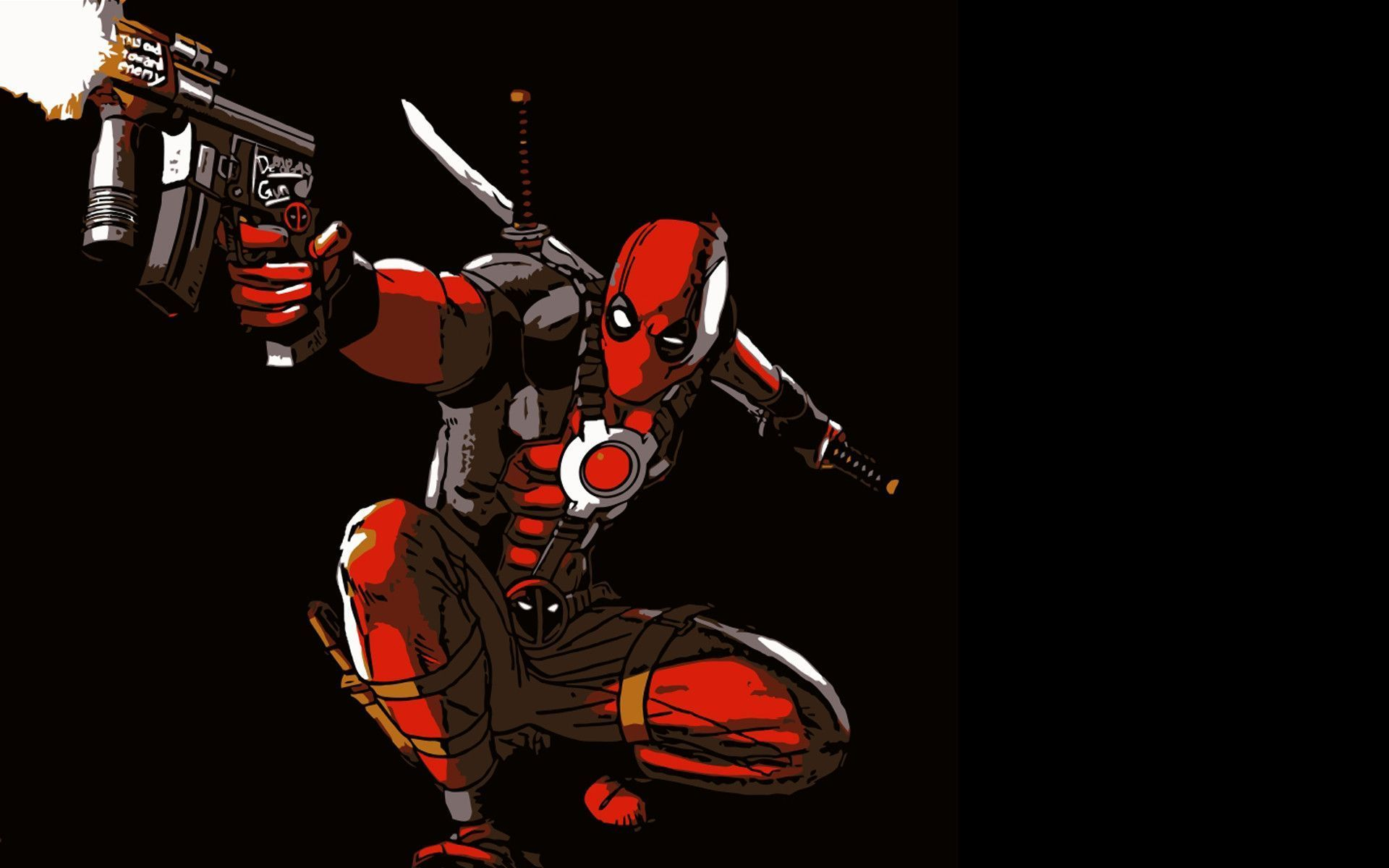 Deadpool Wallpapers HD Wallpaper