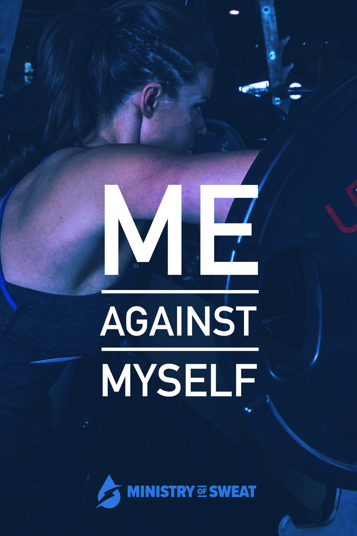 Daily Fitness Motivation Me Against Myself Fitness Workout Gym Crossfit Fitnessmotivation Fitness Motivation Pictures Workout Humor Training Motivation