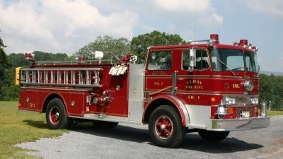 1969 Duplex R 6 71 Cf Oren Officer Side With Images Fire