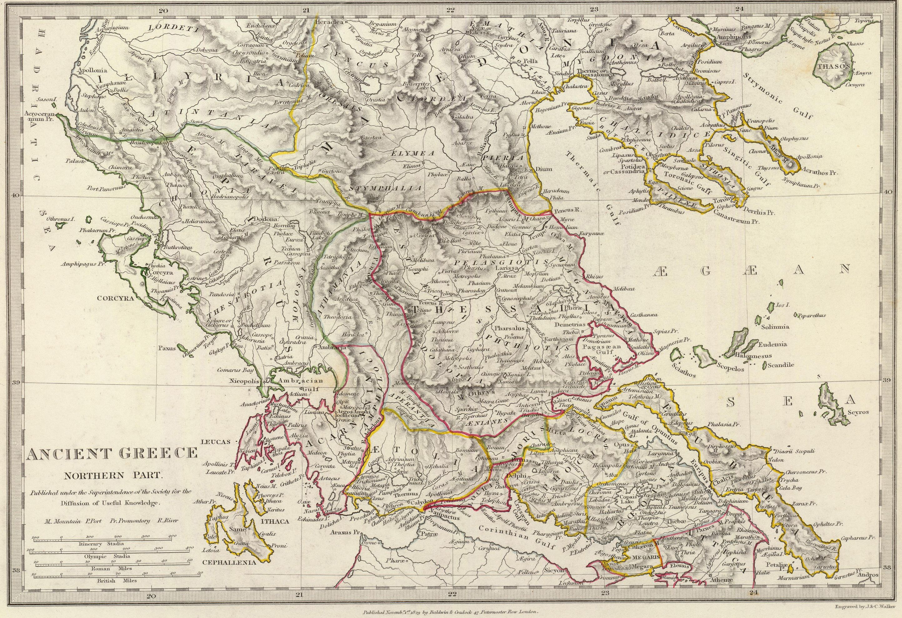 map of ancient mediterranean - Google Search | Pericles | Pinterest ...