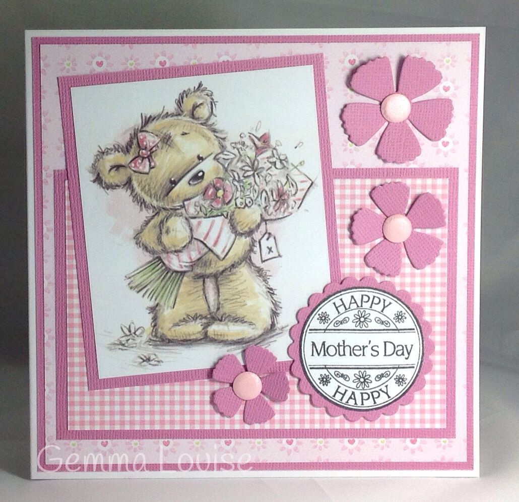 Motherus day card for my mum motherus day cards pinterest