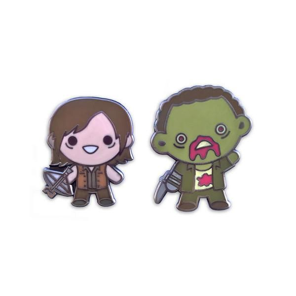 Elegant Limited Edition Walking Dead Daryl U0026amp; Merle Pin Set, From My 2016 Solo  Exhibition