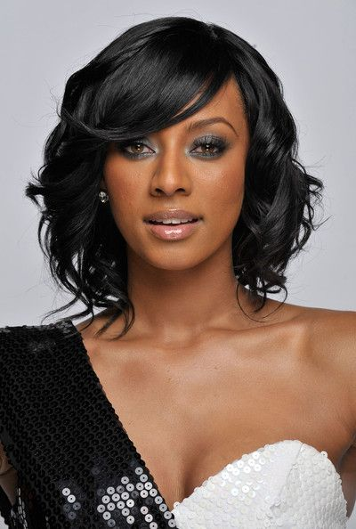 Stacked Bob for African American Hair  Bobs Bobs Bobs  Pinterest