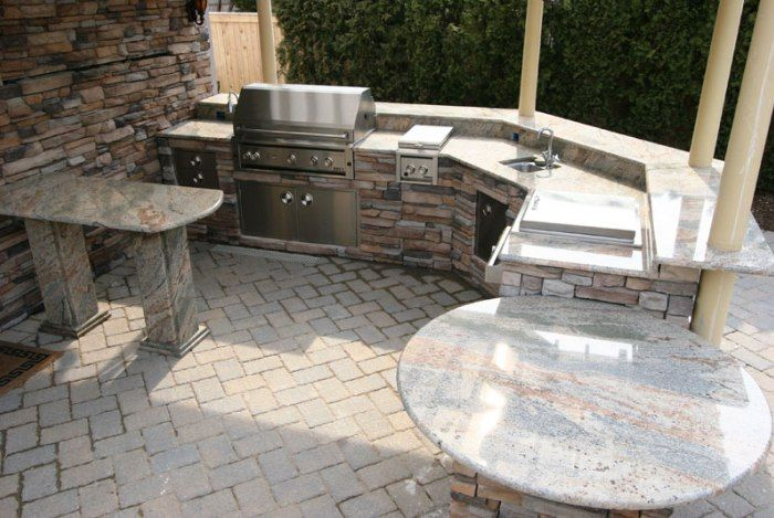 17 best images about outdoor kitchens on pinterest stainless steel cabinets backyard kitchen and layout