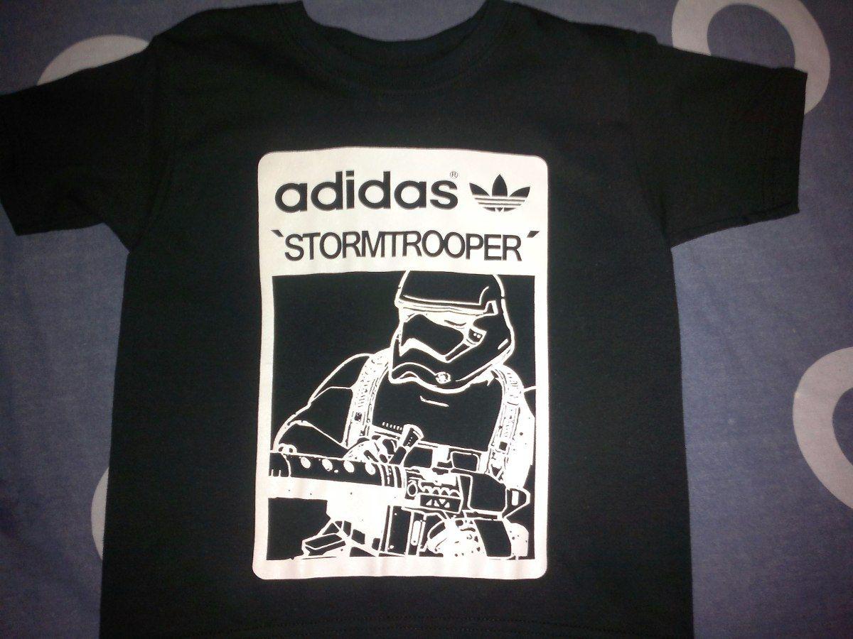 Playera Star Wars Stormtrooper (unisex) Serigrafia - $ 120.00 en MercadoLibre