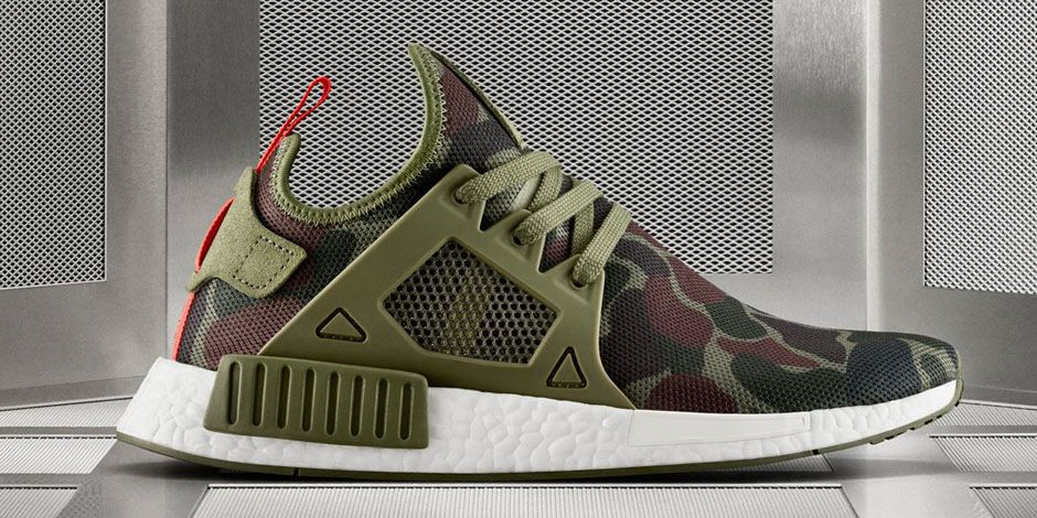 6e9729a9b The adidas NMD XR1 Duck Camo will release in five new colorways on Black  Friday