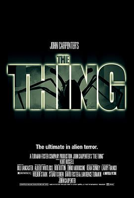 THE THING (John Carpenter, 1982) Got to be the best non CGI