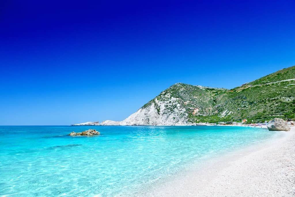 The 9 Best Kefalonia Beaches Travelpassionate Com Beach Honeymoon Destinations Best Honeymoon Destinations Greece Beach