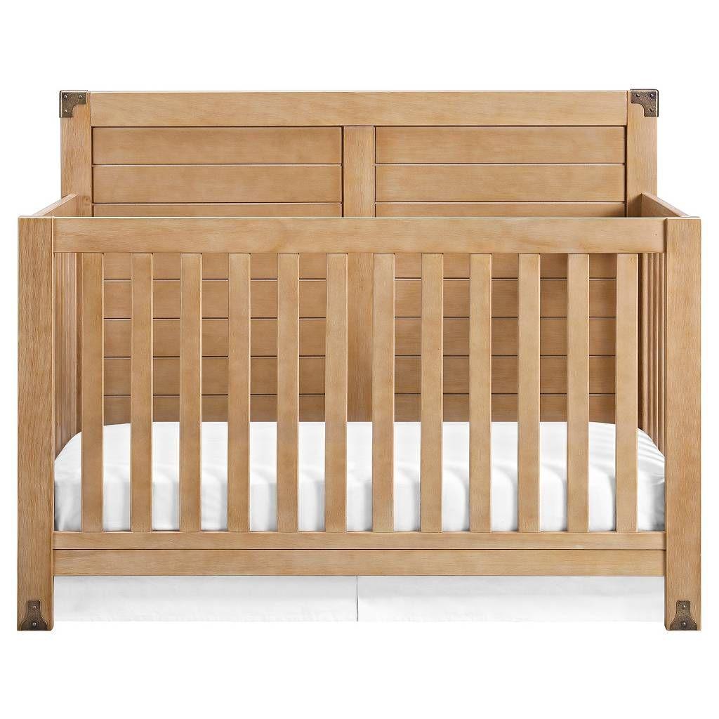 Baby Relax Ridgeline Crib - Light Rustic. Image 1 of 11 ...
