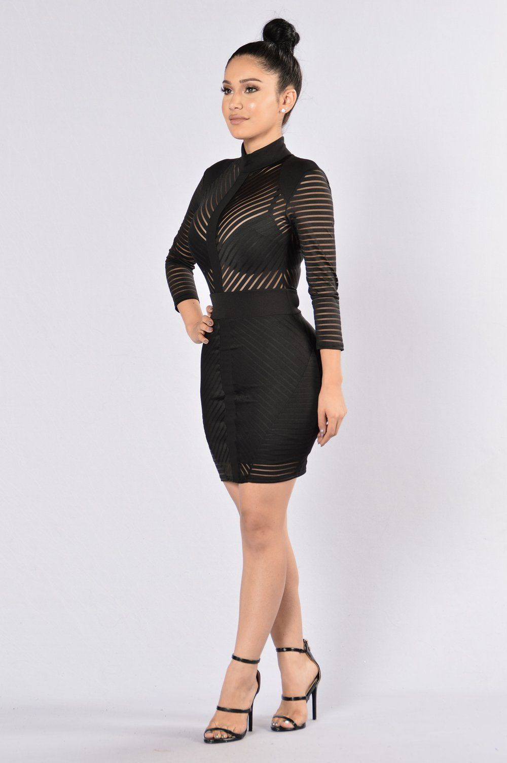 Sight to see dress black my style pinterest black and fashion