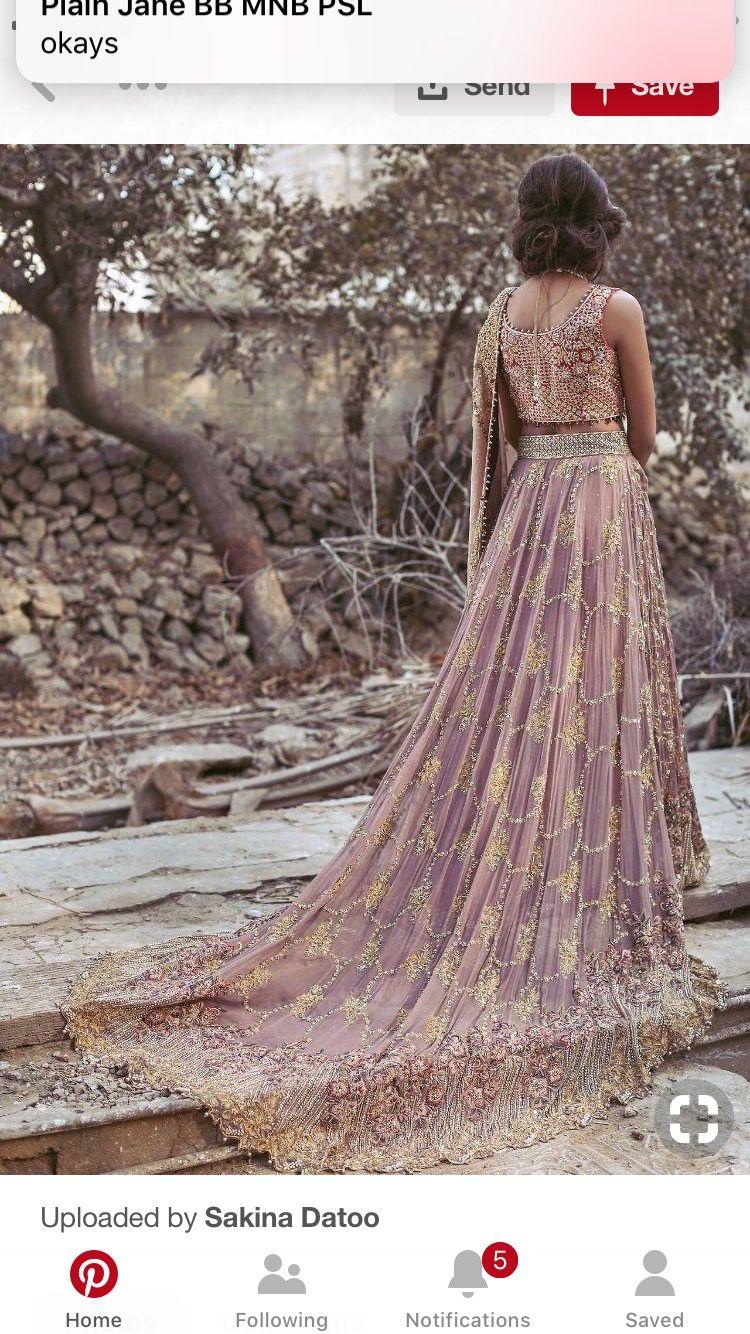 Pin von cicek su auf kleider  Indische brautmode, Indisches kleid