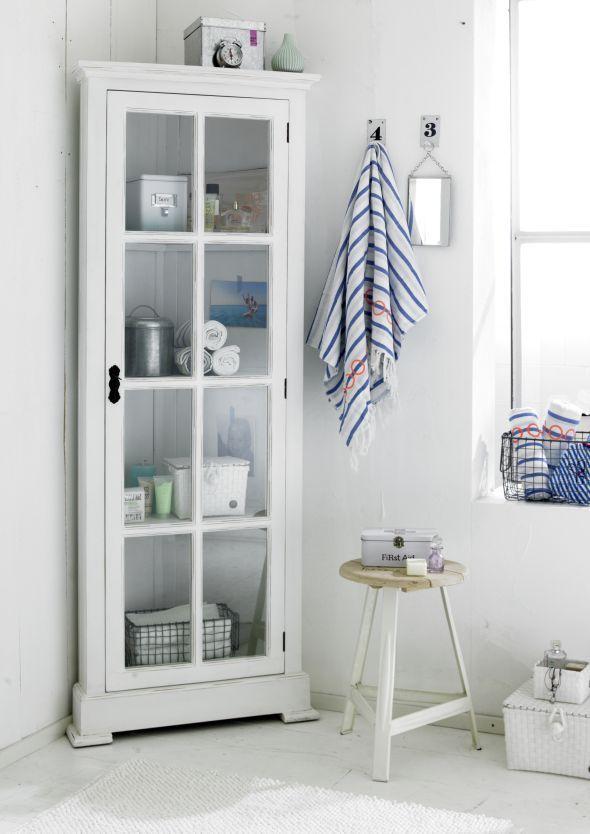 12 Ideen für mehr Ablage im Bad | Schrank | Pinterest ...