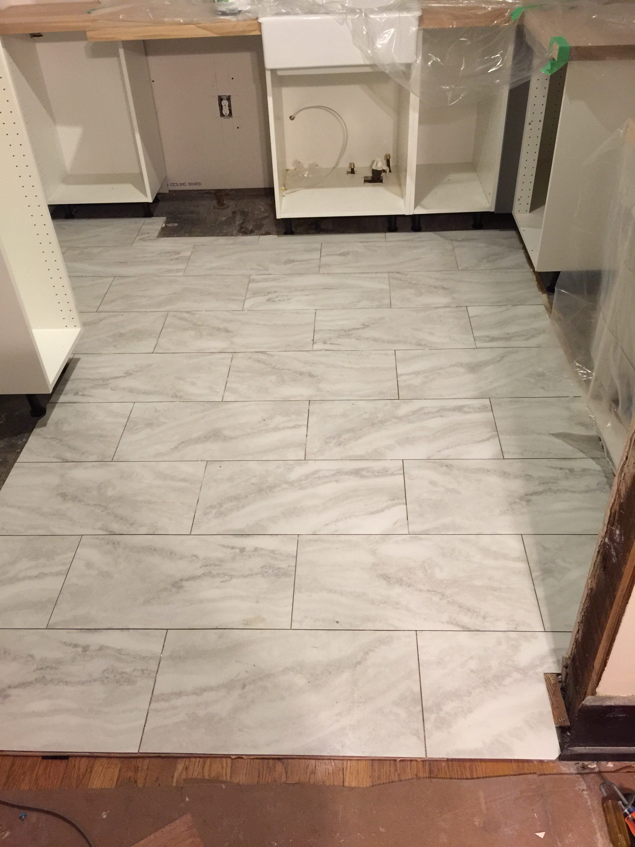 How to Lay Luxury Vinyl Tile Flooring LVT  a feature in