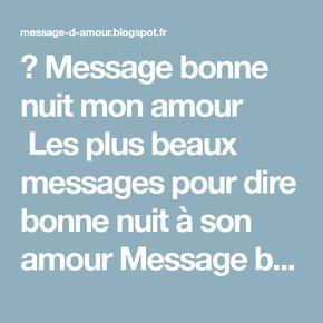 List Of Pinterest Messages Bonne Nuit Pictures Pinterest