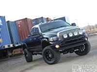 Dodge Ram Tough lifted truck
