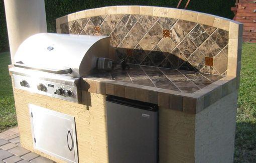 built in american outdoor grill outdoor kitchen grill island outdoor kitchen countertops on outdoor kitchen backsplash id=48047