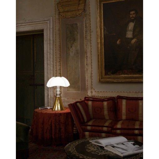 lampe pipistrello led martinelli or dition limit e luminaire vibert clairage lampe. Black Bedroom Furniture Sets. Home Design Ideas