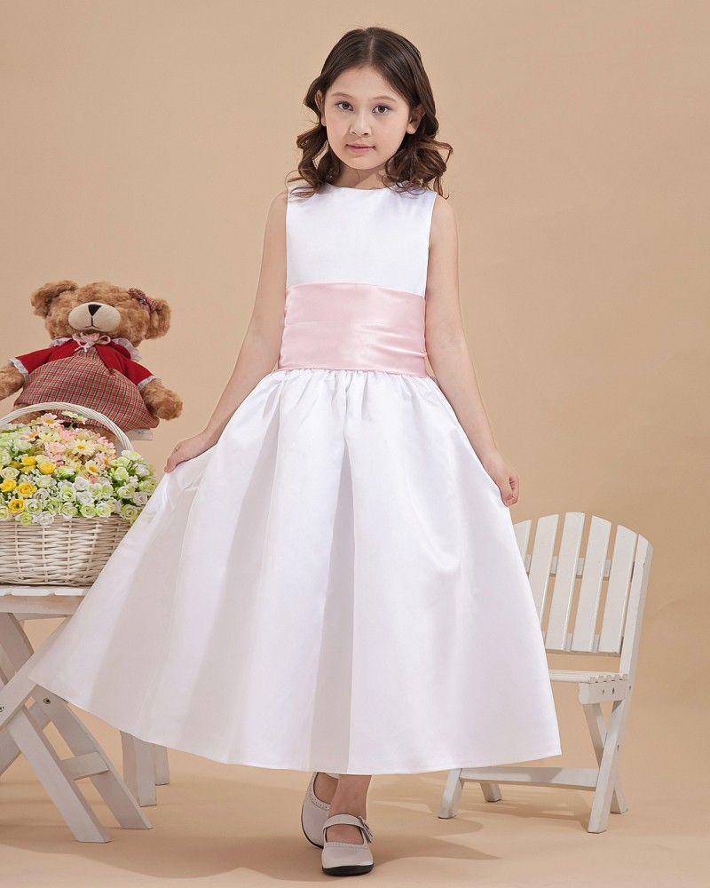 Dress for wedding party for girl  Sweet angel  flower girl dress  Pinterest  Girls dresses and