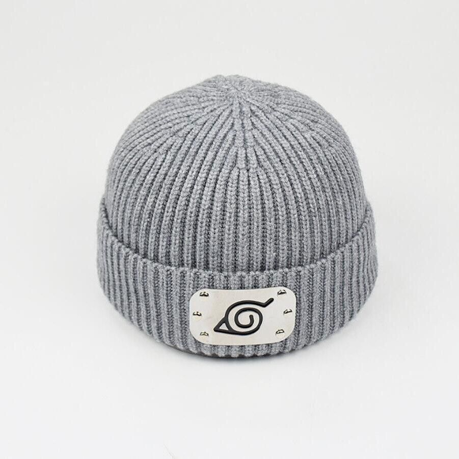 Photo of Naruto Village Beanie 🔥 Selling Extremely Fast 🔥 – Gray Style A / BUY 2 (EXTRA 10% OFF)