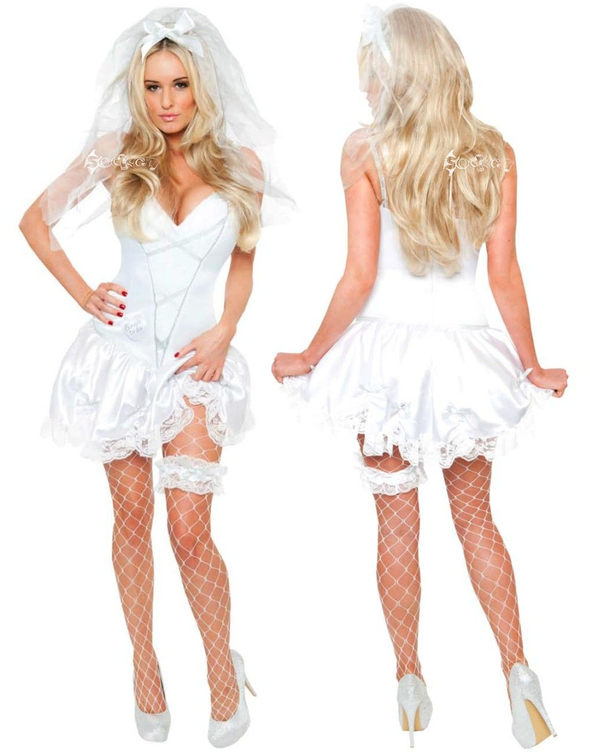 Ladies Sexy Bride To Be Fancy Dress Costume (1154×1476) | Sexy ...