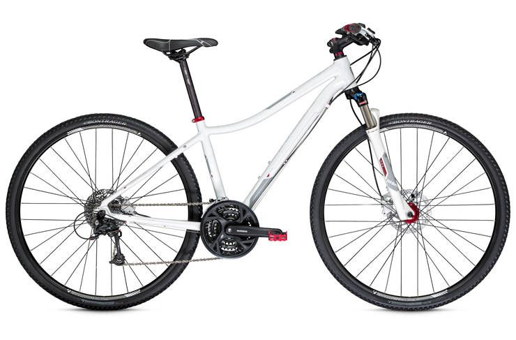 Trek Neko Sl 2014 Womens Hybrid Bike Evans Cycles Hybrid Bike Bike Bicycle
