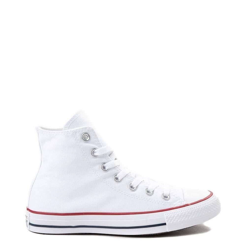 Converse Chuck Taylor All Star Hi Sneaker #whiteallstars