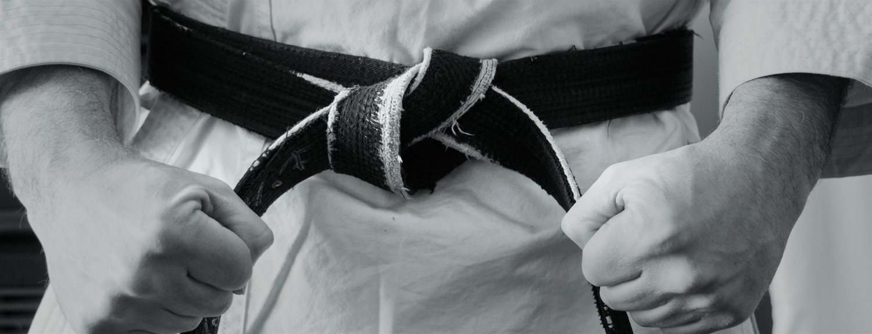 Resultado de imagen de cinto negro karate