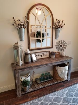 "Collins 60"" Console Table"