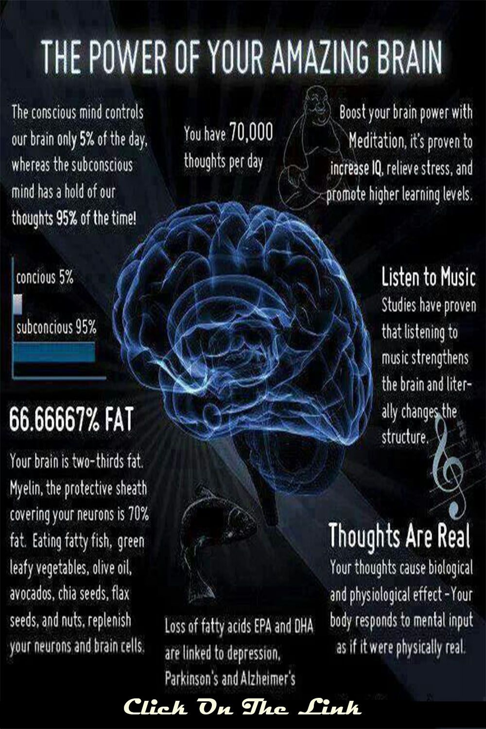 The Power Of Your Amazing Brain In 2021 Psychology Facts How To Relieve Stress Mindfulness
