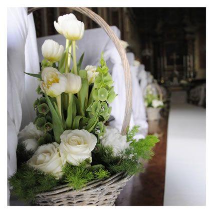 5e487e142375 fiori per matrimonio rose e tulipani - fotografie maison di veronica  masserdotti © Composizioni Floreali