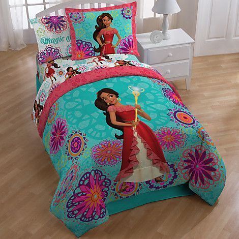 Elena of Avalor Bedding Set - Twin | Girls dream bedroom ...