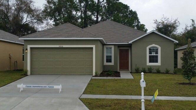 3/2/2  2014 Brand New 2014 build DR Horton home. SOLD to a wonderful family..  3/13/2015