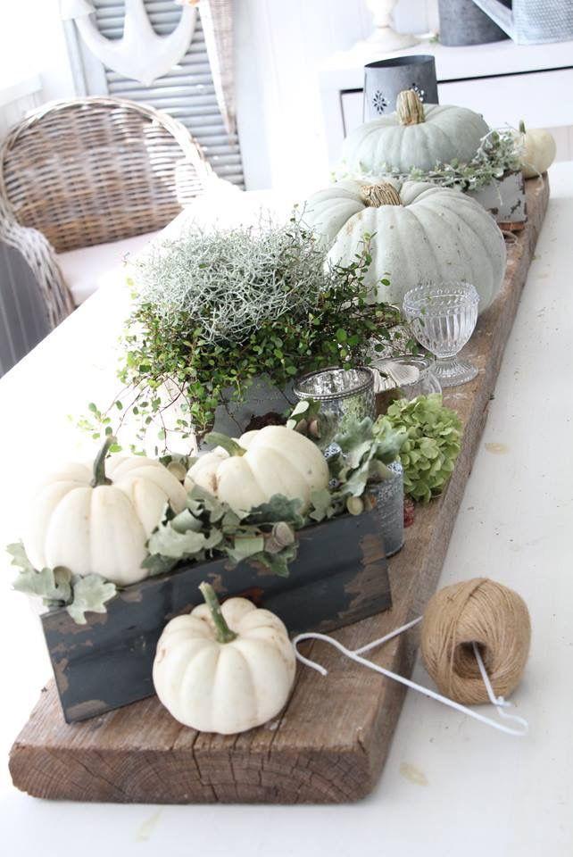 Herbst #herbsttischdekorationen