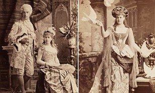 Gilded New York - book lifts the lid on Vanderbilt mansion in the late 19th-century | Daily Mail Online