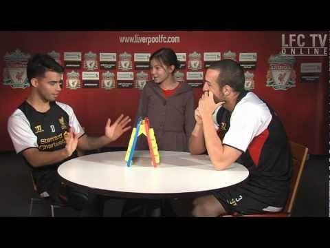 FOOTBALL -  Guess Who? Suso v Enrique - http://lefootball.fr/guess-who-suso-v-enrique/